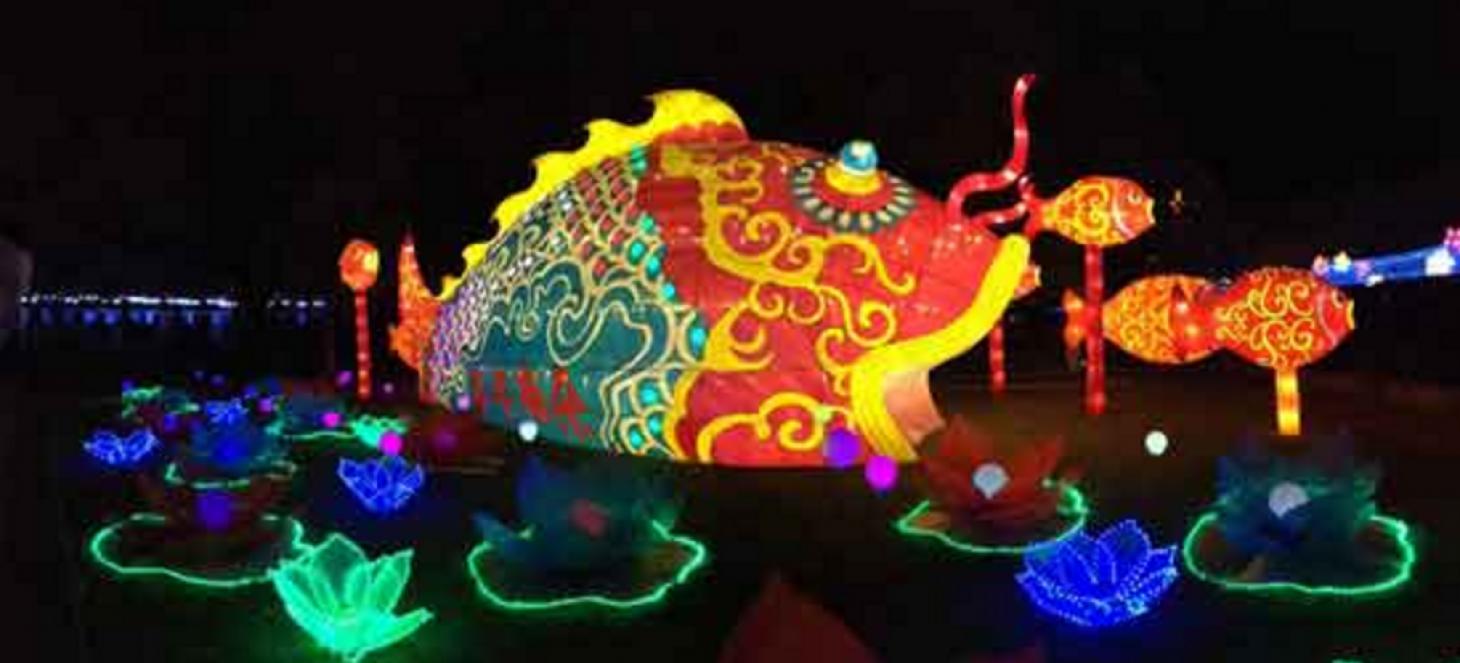 Kailas Companies China Lights