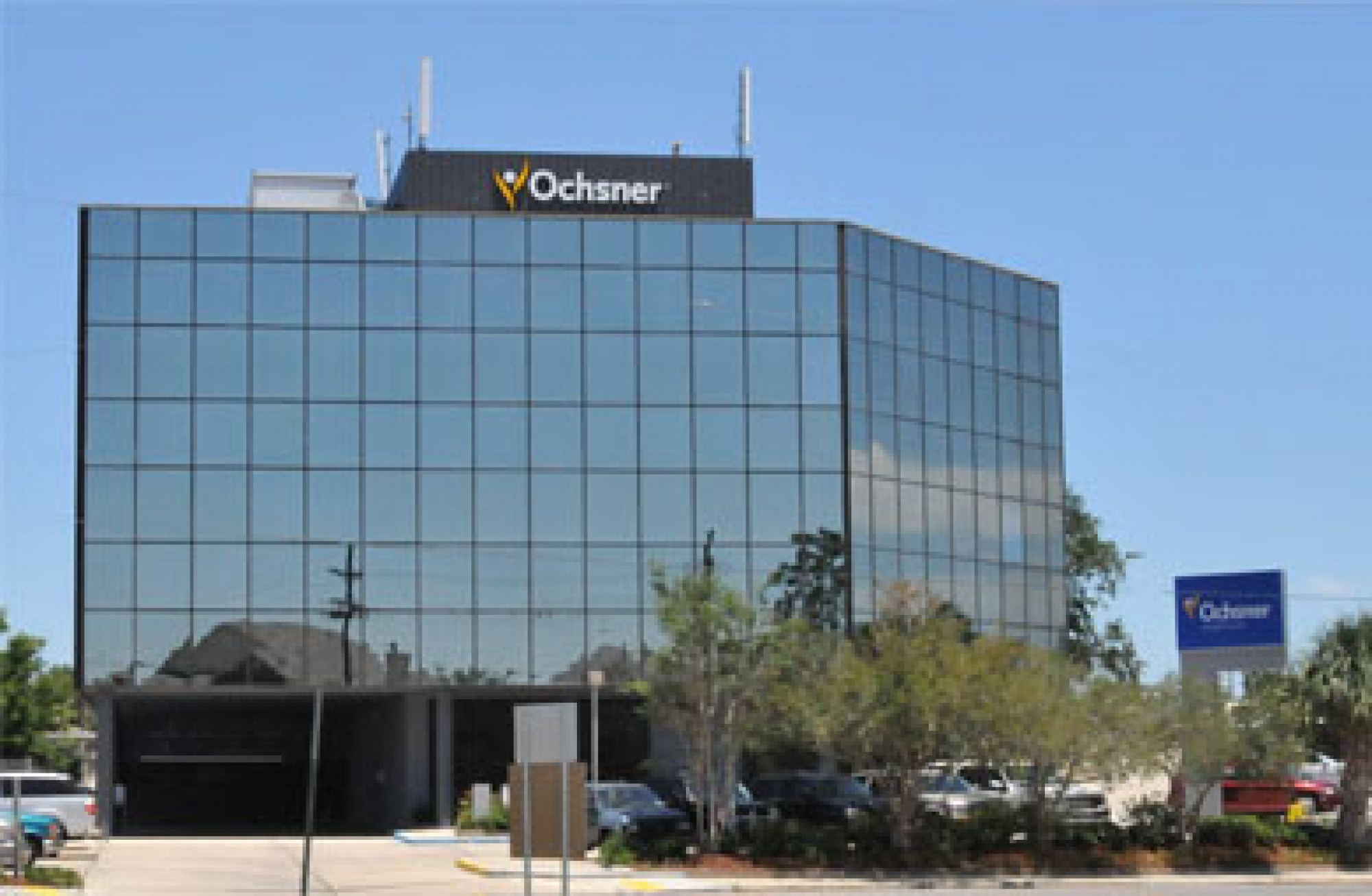 Kailas Companies exterior